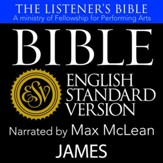 The Listener's Bible (ESV): James [Download]