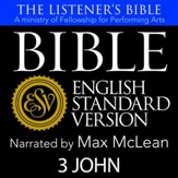 The Listener's Bible (ESV): 3 John [Download]