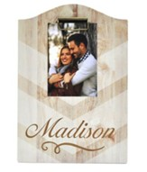 Personalized, Chevron Clipboard with Name
