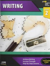 Steck-Vaughn Core Skills Writing Workbook Grade 2