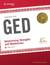 Master the GED: Determining  Strengths and Weaknesses: Part II of VII - eBook