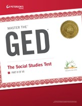 Master the GED: The Social Studies  Test: Part IV of VII - eBook