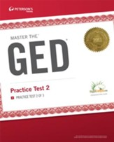 Master the GED: Practice Test 2:  Practice Test 2 of 3 - eBook