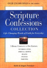 Scripture Confessions Collection: Life-changing Words of Faith for Every Day - eBook