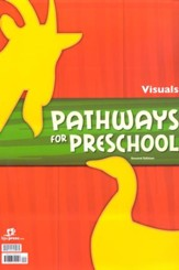 BJU Pathways for Preschool Visuals Packet, Second Edition