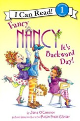 Fancy Nancy: It's Backward Day!, softcover