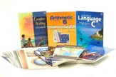 Abeka Grade 6 Homeschool Child  Full-Grade Kit