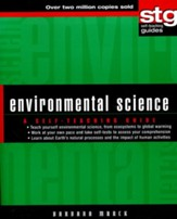 Environmental Science: A Self-Teaching Guide