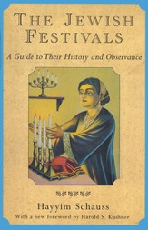 The Jewish Festivals: A Guide to Their History and Observance - eBook