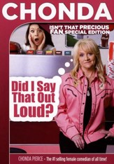 Did I Say That Out Loud?: Fan Special Edition, DVD