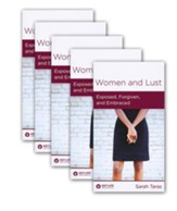 Women and Lust: Exposed, Forgiven, and Embraced, 5-pk