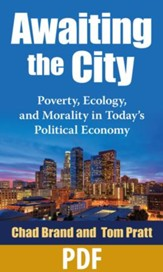 Awaiting the City: Poverty, Ecology, and Morality in Today's Political Economy - PDF Download [Download]