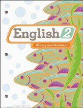BJU English 2: Writing & Grammar, Student Worktext, Second Edition  (Updated Copyright)