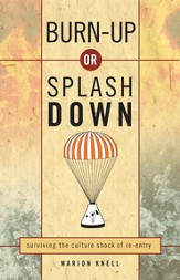 Burn Up or Splash Down: Surviving the Culture Shock of Re-Entry - eBook