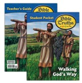 BJU Press Bible Truths K4 Homeschool Kit (Second Edition)