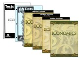 BJU Heritage Studies: Economics  Grade 12 Homeschool Kit  (Second Edition)