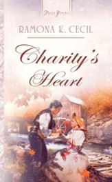 Charity's Heart - eBook