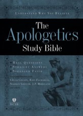 The Apologetics Study Bible - eBook
