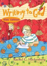 Writing to God: Kids' Edition - eBook