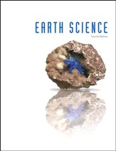 BJU Press Earth Science Student  Text, Fourth Edition (Grade 8)