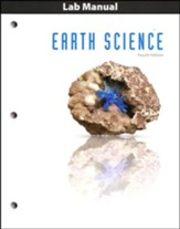BJU Press Earth Science Grade 8  Student Lab Manual (Fourth Edition)
