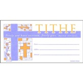 Tithe Envelopes, Pack of 100, Bill size