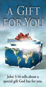 A Gift for You! tract, pack of 50