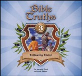 BJU Bible Truths Grade 3 Music CD (4th Edition)