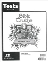 BJU Bible Truths Grade 3 Tests, Fourth Edition