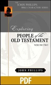 Exploring People of the Old Testament, Vol. 2 - PDF Download [Download]
