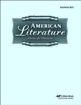Abeka American Literature Grade 11  Answer Key