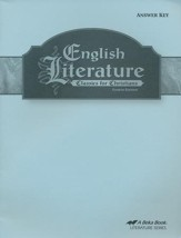 English Literature Grade 12 Answer Key