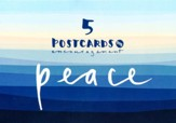 Postcards of Peace - Pack 5 Postcards