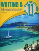 BJU Writing & Grammar Grade 11 Student Text, Third Edition
