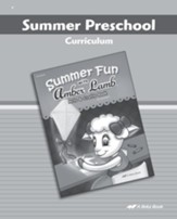 Abeka Summer Preschool Curriculum
