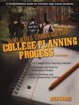 Walking Through the College Planning Process, Second Edition