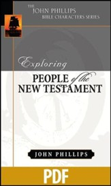 Exploring People of the New Testament - PDF Download [Download]