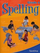ACSI Spelling Grade 4 Student Edition, Revised