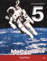 ACSI Math Student Textbook, Grade 5