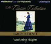 Wuthering Heights - unabridged audio book on CD