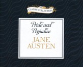 Pride and Prejudice - unabridged audio book on CD