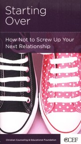 Starting Over: How Not to Screw Up Your Next Relationship, 5 Pack
