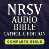 Hendrickson NRSV Audio Bible: Complete Bible - Catholic Edition [Download]