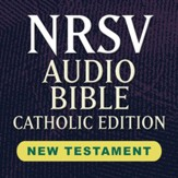 Hendrickson NRSV Audio Bible: New Testament - Catholic Edition [Download]