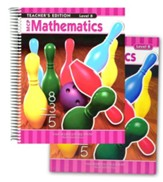 MCP Mathematics Level B, Grade 2, 2005 Ed., Homeschool Kit