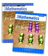 MCP Mathematics Level C, Grade 3, 2005 Ed., Homeschool Kit