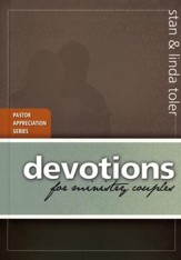 Devotions for Ministry Couples (Hardcover)