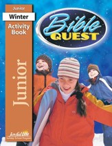 Bible Quest Junior (Grades 5-6) Activity Book