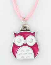 Be Wise Pendant, Owl