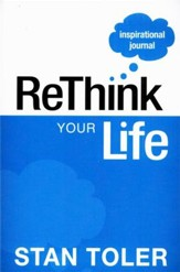ReThink Your Life Inspirational Journal